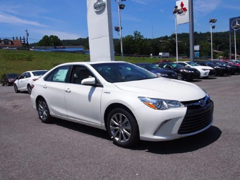 2015 Toyota Camry Hybrid Xle For Sale Morgantown Wv 2 5l